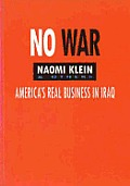No War Americas Real Business In Iraq