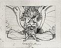 Illustrations for Dantes Divine Comedy