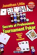 Secrets of Professional Tournament Poker: V. 2