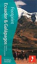 Footprint Ecuador & Galapagos 5th Edition
