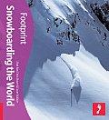 Footprint Snowboarding The World