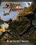 Starship Troopers RPG Arachnid Empire