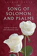 Song of Solomon & Psalms Poetry of Divine & Spiritual Love