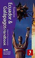 Ecuador & Galapagos Handbook: Travel Guide to Ecuador and the Galapagos Islands