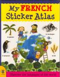 My French Sticker Atlas: Discover the Languages of the World