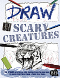 Draw Scary Creatures