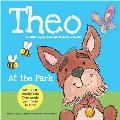 Theo At the Park: Theo Has Lost His Sense of Smell, Can You Help Him Find It?