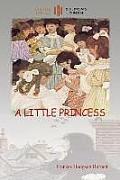 A Little Princess: with Ethel Franklin Betts' original images (Aziloth Books)