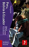Footprint Peru Bolivia & Ecuador 4th edition