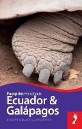 Footprint Ecuador & Galapagos 8th Edition