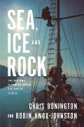 Sea, Ice and Rock: Sailing and Climbing Above the Arctic Circle