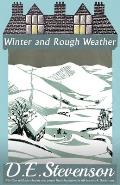 Winter & Rough Weather