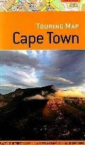 Touring Map of Cape Town: With Scenic Photographs of Popluar Places