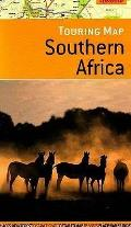 Touring Map of Southern Africa