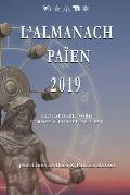 L'Almanach pa?en 2019: H?misph?re Nord - Europe & Europe de l'Est