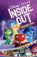 Inside Out Cinestory Comic