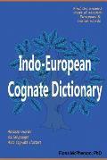 Indo European Cognate Dictionary