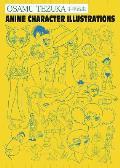 Osamu Tezuka Anime Character Illustrations