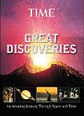 Time Great Dicoveries An Amazing Journey Through Space & Time