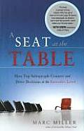 Seat At The Table How Top Salespeople Co