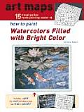 How To Paint Watercolors Filled With Bri