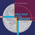 Sky & Telescopes Field Map Of The Moon