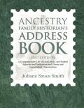 Ancestry Family Historians Address Book
