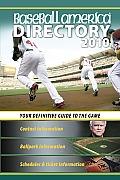 Baseball America 2010 Directory