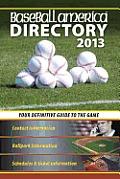 Baseball America Directory 2013