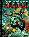 Golden Age Mutants & Masterminds