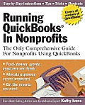 Running QuickBooks in Nonprofits: The Only Comprehensive Guide for Nonprofits Using QuickBooks