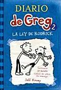 Diario De Greg 02 La Ley De Rodrick Diary of a Wimpy Kid 02 Rodrick Rules