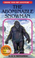 Choose Your Own Adventure 001 The Abominable Snowman