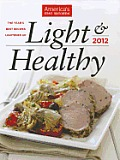 Light & Healthy 2012 The Years Best Recipes Lightened Up