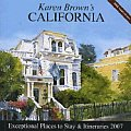 Karen Browns California 2007