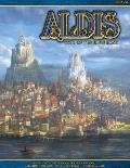 Aldis: City Of The Blue Rose: Source Book: Blue Rose RPG: GRR6508