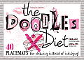 Doodle Diet 36 Placemats For Drawing Ins