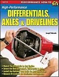 High Performance Differentials Axles & Drivelines