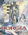 Borgia Flames from Hell
