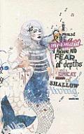 Mermaid Write Now Journal