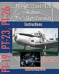 PT-19, PT-23 and PT-26 Airplanes Pilot's Flight Operating Instructions