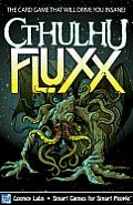 Fluxx Cthulhu Game