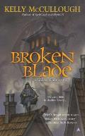 Broken Blade Fallen Blade 1