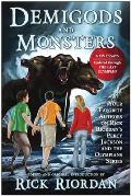 Demigods & Monsters Your Favorite Authors on Rick Riordans Percy Jackson & the Olympians Series