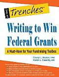 Writing to Win Federal Grants: A Must-Have for Your Fundraising Toolbox