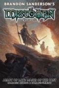 Alloy Of Law: Mask Of The Past: Campaign Setting And Game Supplement: Brandon Sanderson's Mistborn Adventure Game: Mistborn RPG: S2PCFG 07006