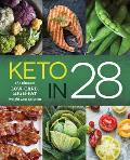 Keto in 28 The Ultimate Low Carb High Fat Weight Loss Solution