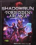 Shadowrun RPG 5th Ed Forbidden Arcana