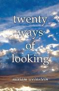 Twenty Ways of Looking