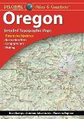 Oregon Atlas & Gazetteer 9th Edition